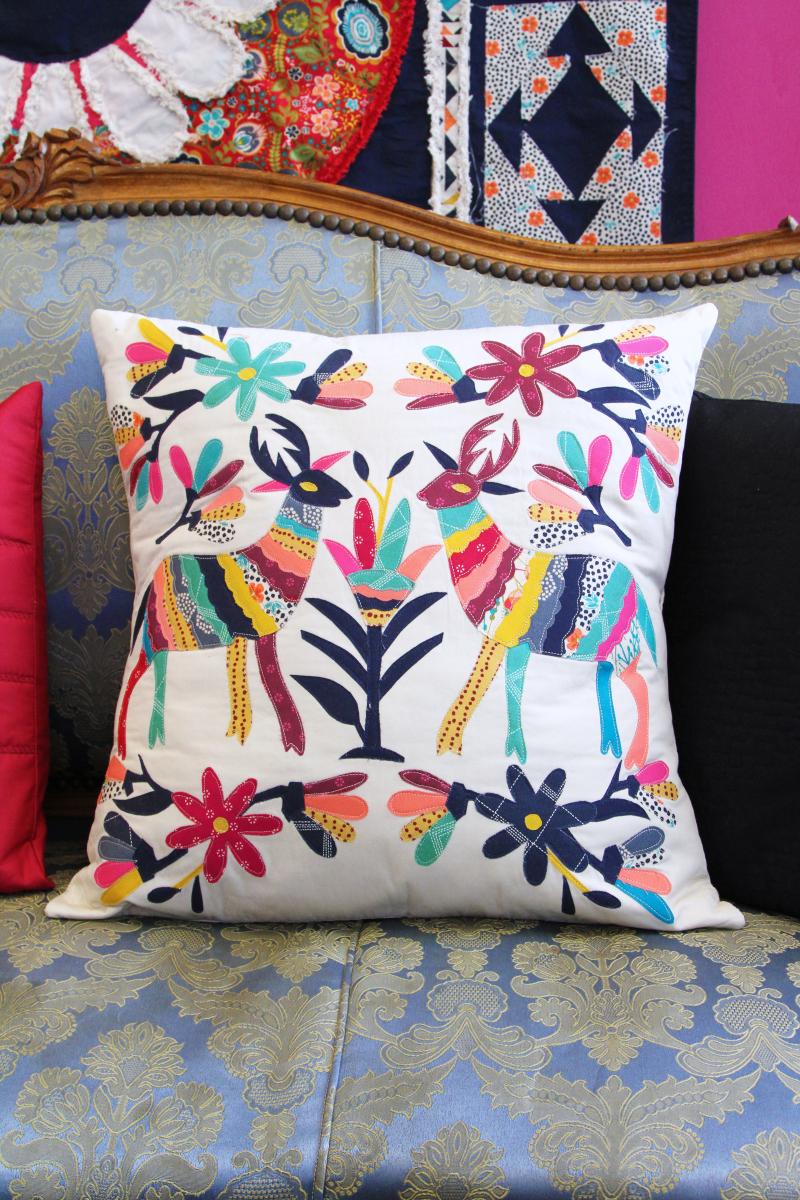 Indie Folk Pillow 1 3