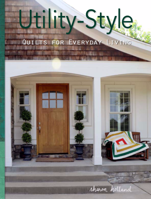 Utility-Style-Quilts-for-Everyday-Living-Front-Cover