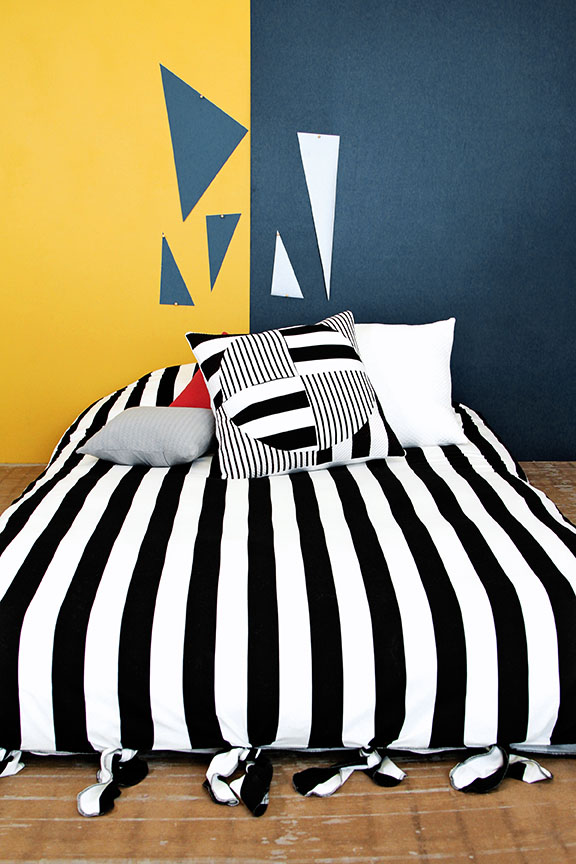 Striped Knits Duvet Cover_web