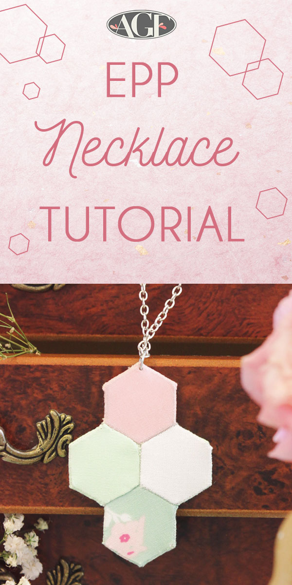 Epp necklace tutorial pinterest