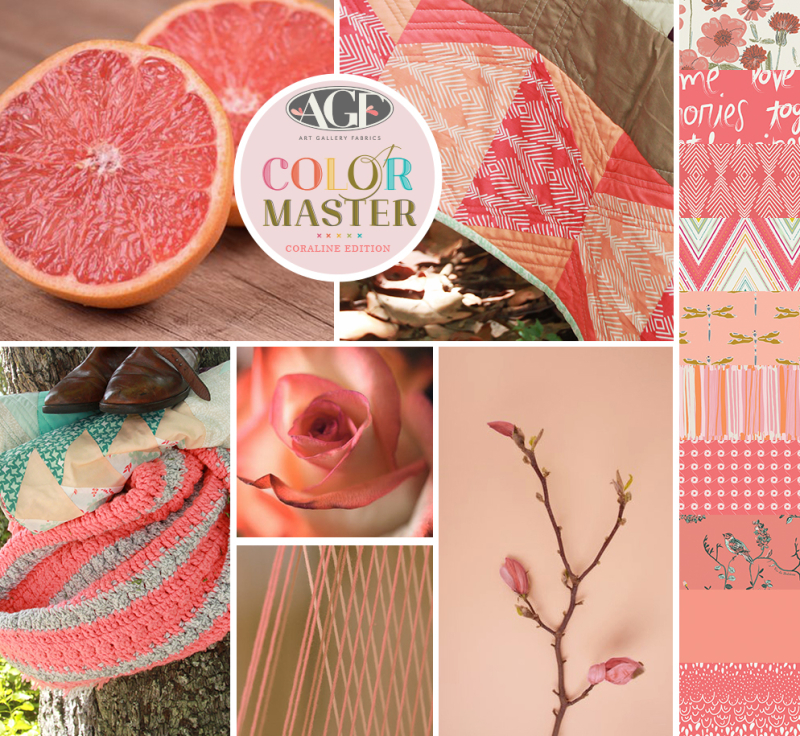 Coraline color mood board