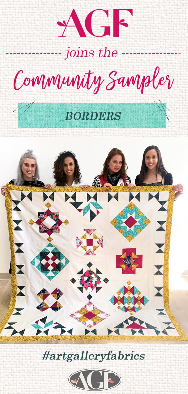 Community-Sampler-Applying-Borders
