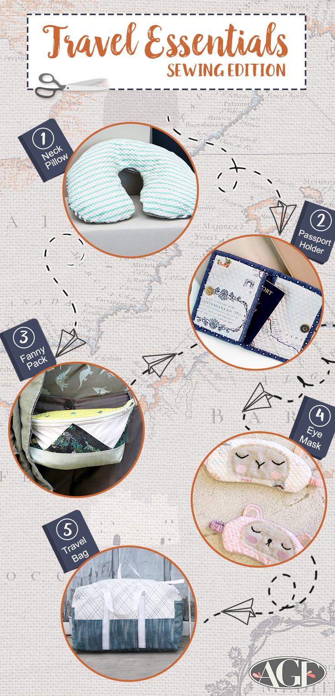 Travel essentials info