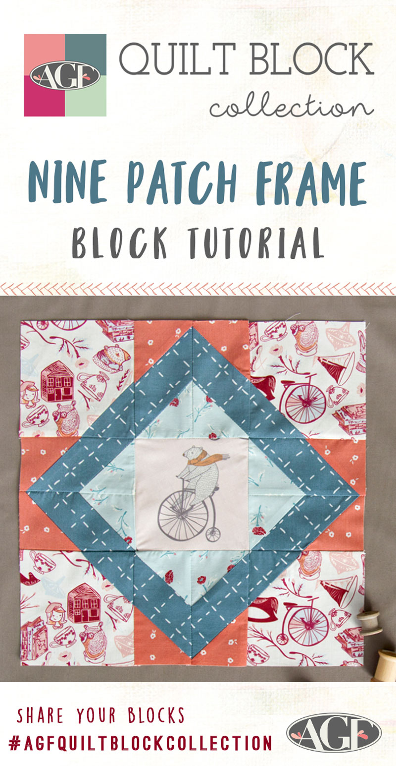 How-to-make-a-Nine-Patch-Frame
