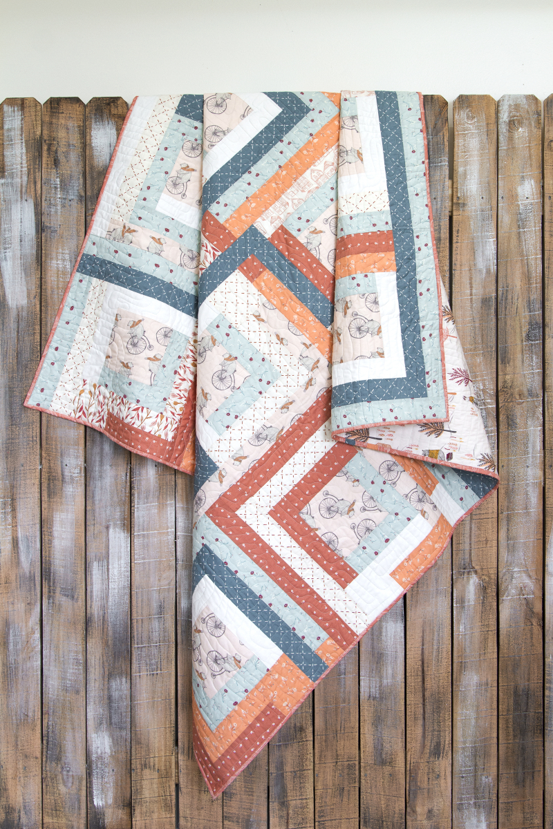 Little Clementine Quilt Free 1