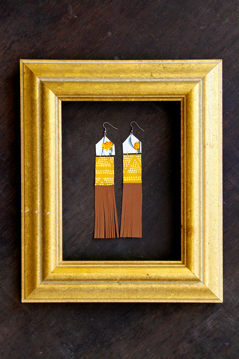 Fusions Spices Earrings 1