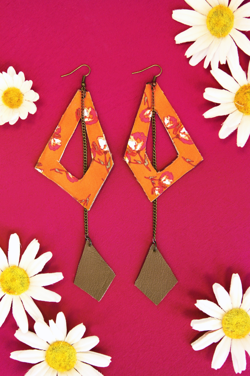 Wild Bloom Earrings 1
