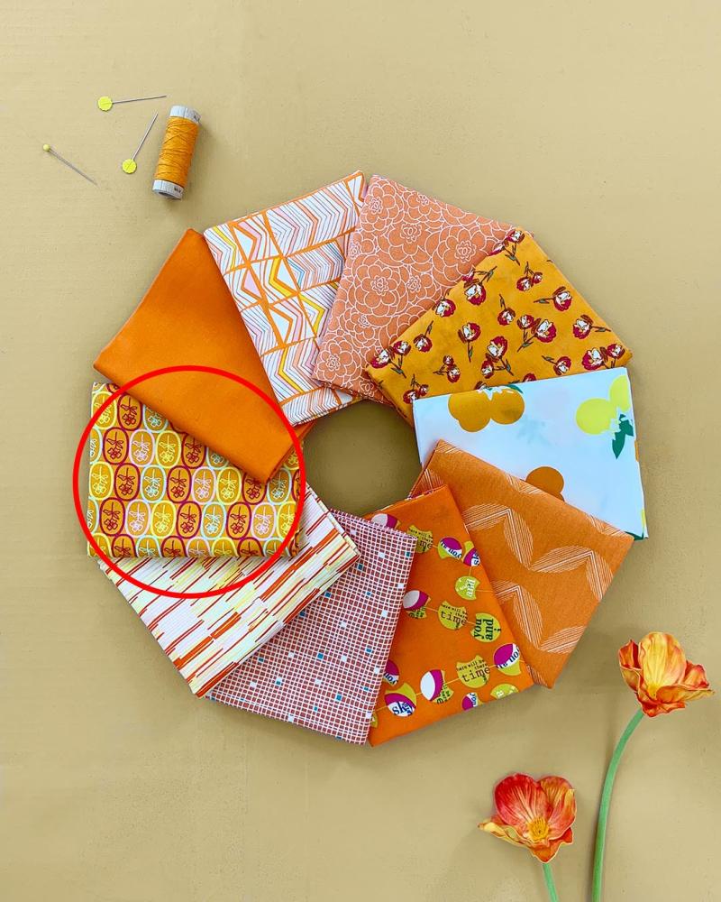 Tangerine color master