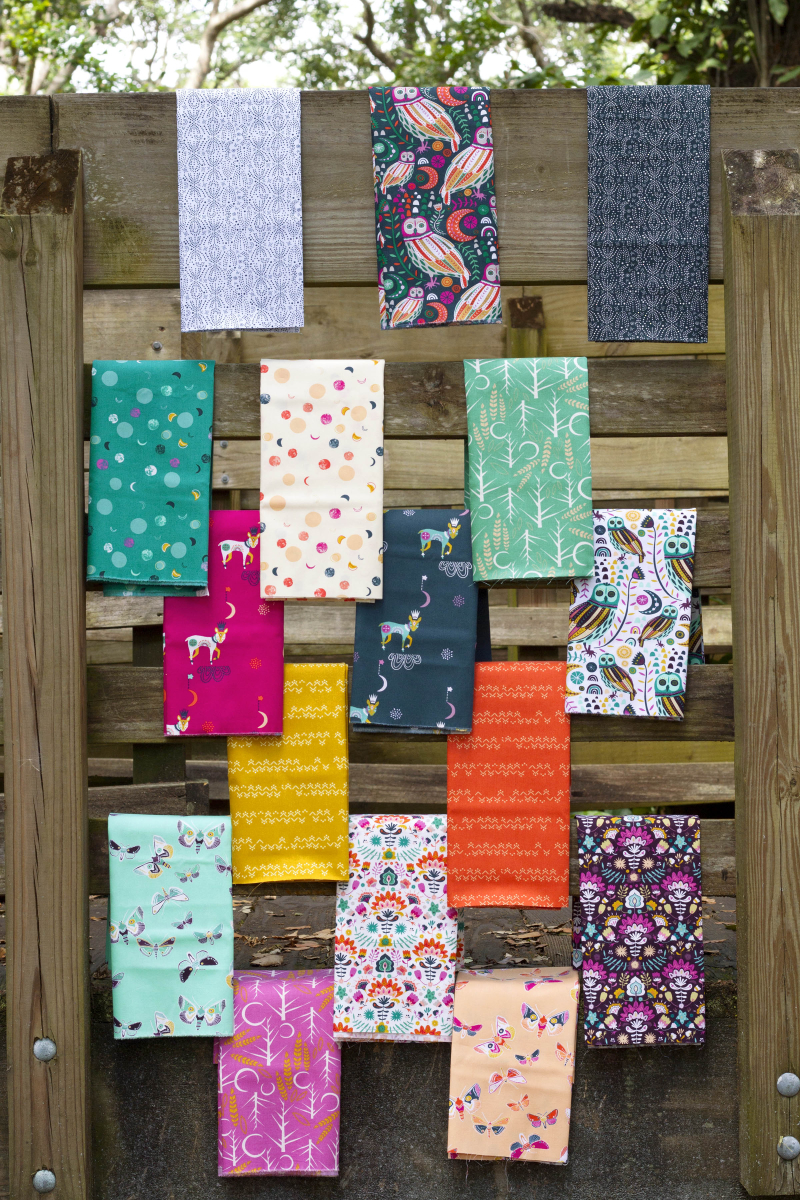 Lugu Fabric Bundle 5