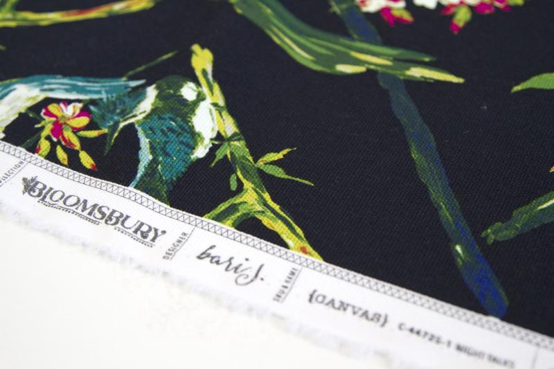 Bloomsbury Fabric 4