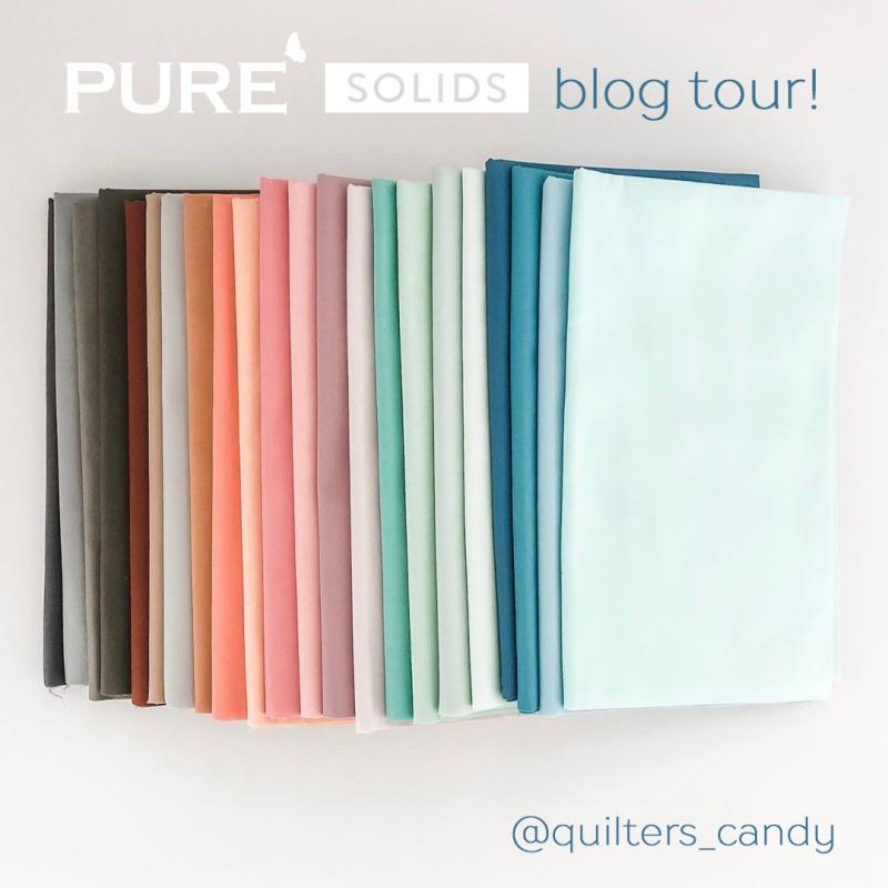 Pure Solids blog tour