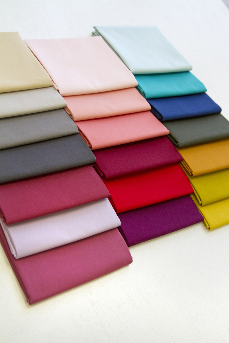 Pure Solids Fabric 3
