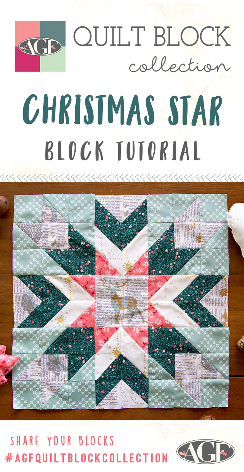 How-to-Sew-a-Christmas-Star-Block