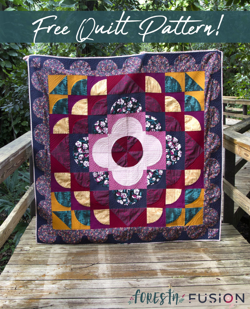 New- Fusions Foresta Quilt 1 1