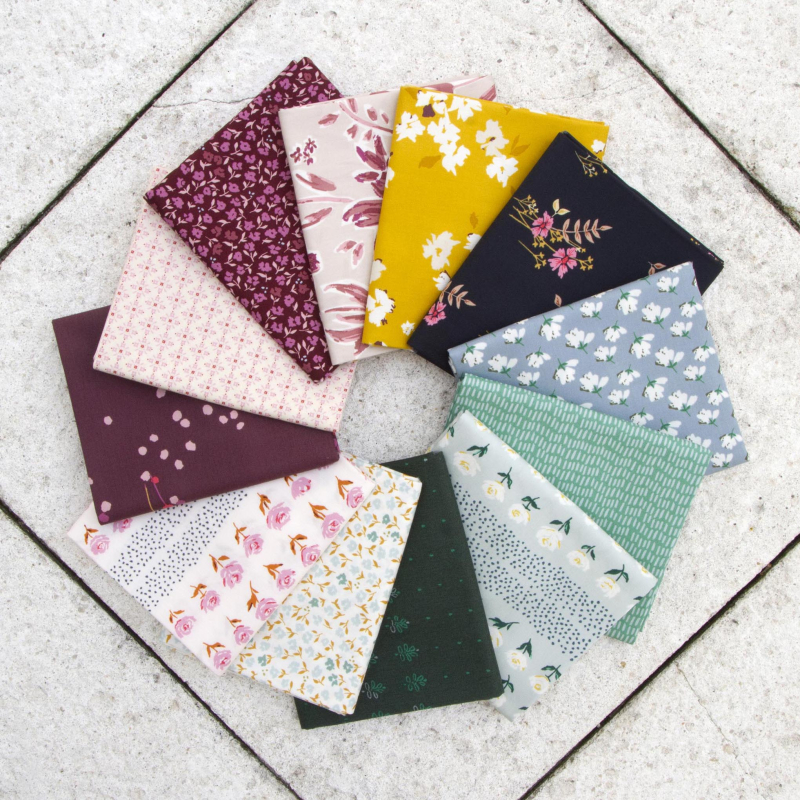 Mayfair Fabric Bundle 3