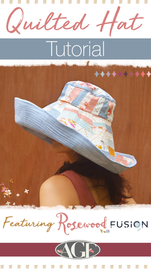 Quilted Hat - Updated Graphic BLOG