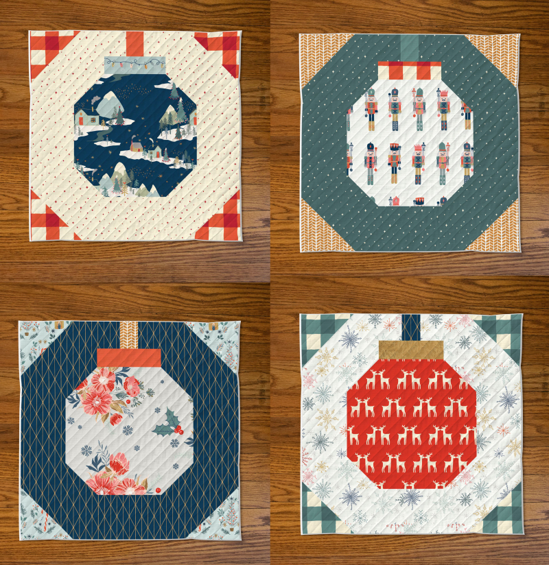 Bauble Placemats
