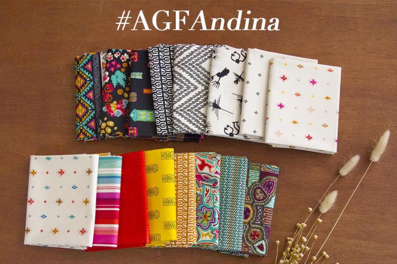Andina Fabrics Hashtag BLOG