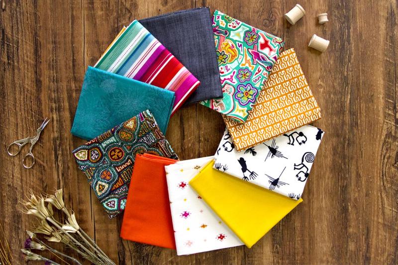 Andina Fabrics Elements BLOG