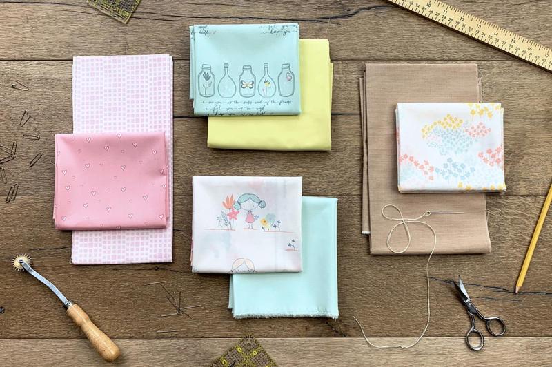 Daydream Fabrics Elements Meli BLOG