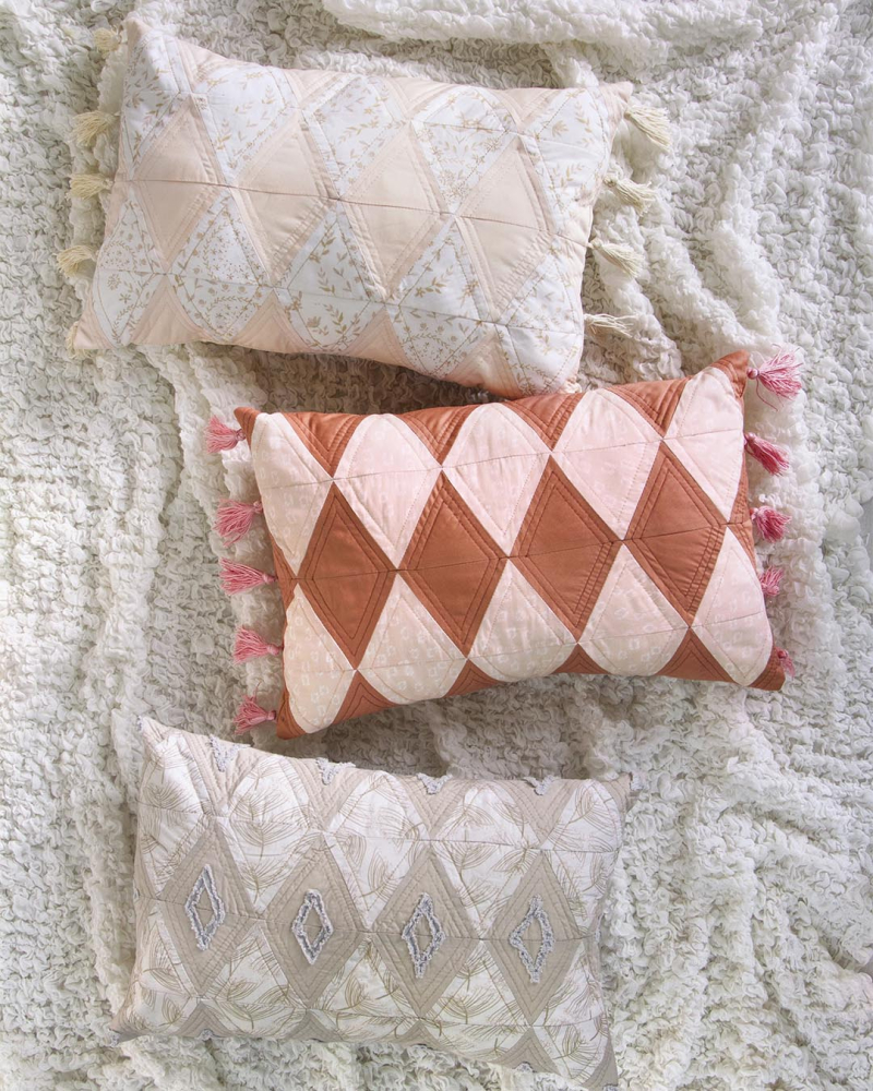 Fusions Ballerina Pillows 1