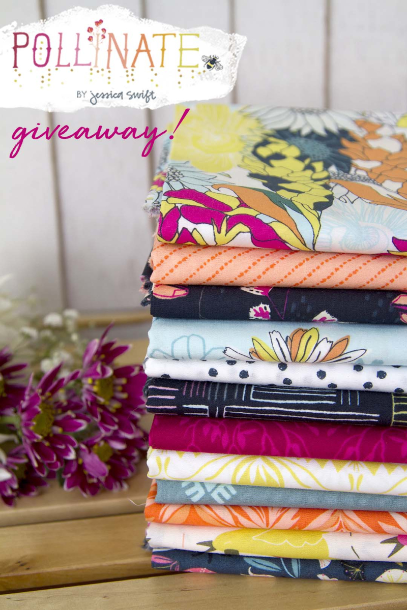Pollinate Fabric Bundle BLOG