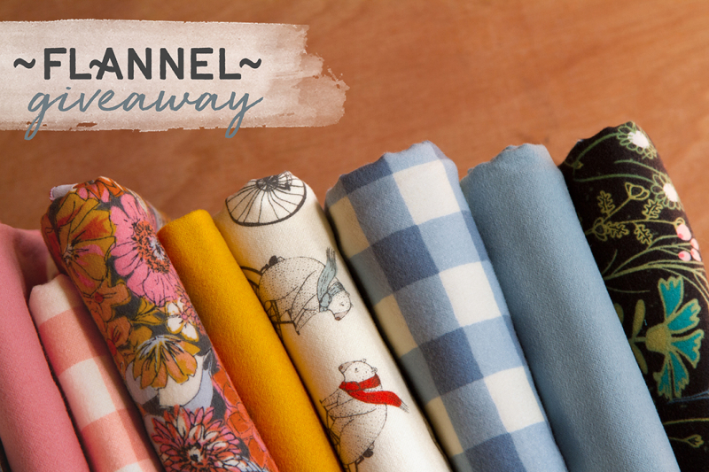 Flannel Giveaway Landing Page copy