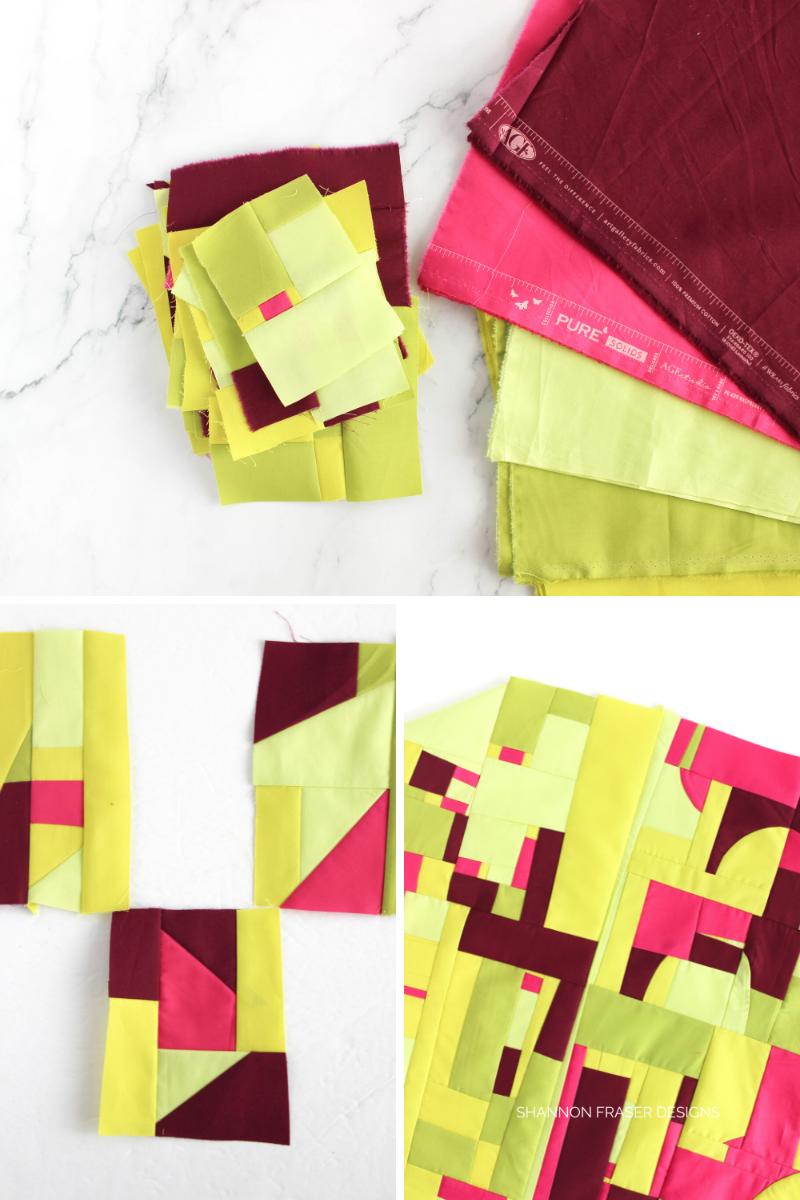 30 Days of Improv QAL - Shannon Fraser Designs 2