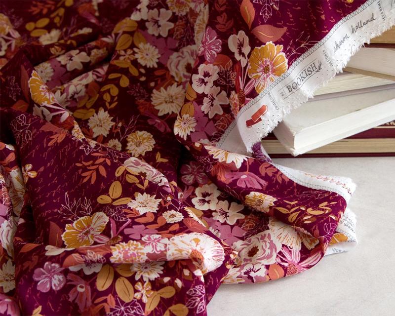 Bookish Fabric 3 copy