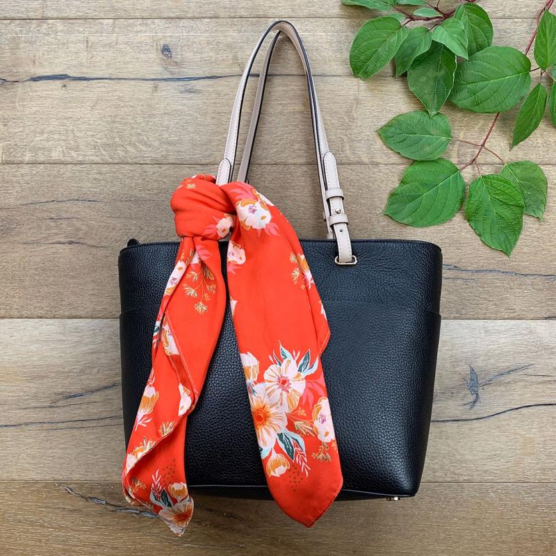 Bag and fabric wrap