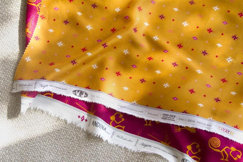 Andina Fabrics BLOG