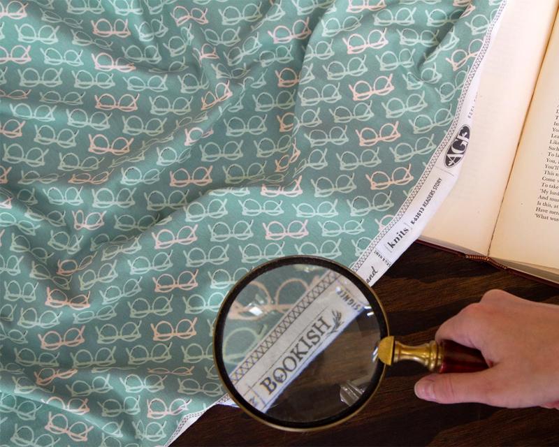 Bookish Fabric 1 copy