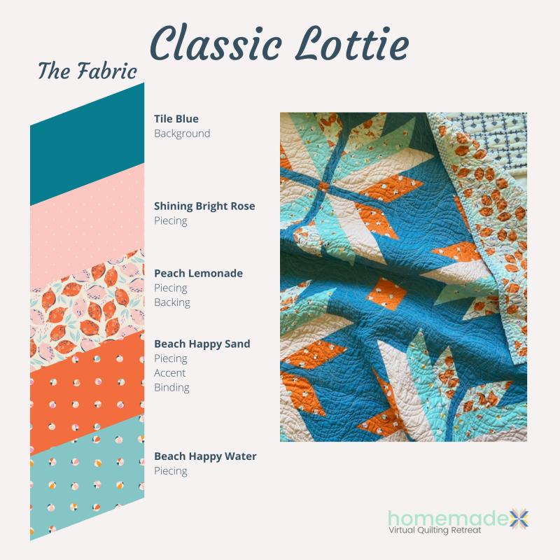 Fabric 6 Classic Lottie Fabric