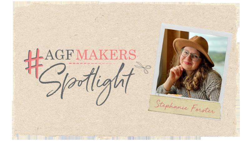 Stephanie Maker Spotlight Banner