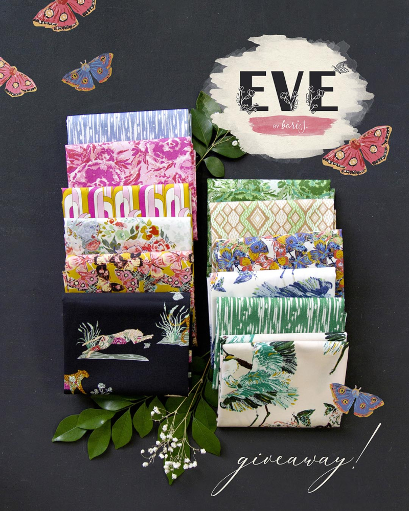 Eve giveaway