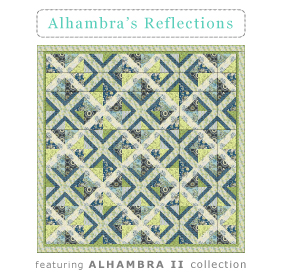 Alhambra's Reflections