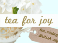 Tea for Joy